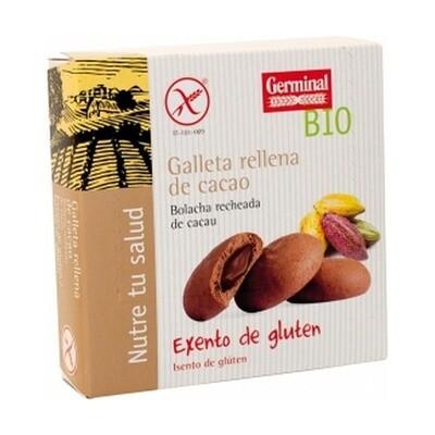 GERMINAL GALLETA RELLENA DE CACAO S/G 200G