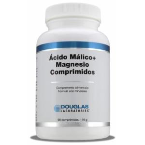 DOUGLAS ACIDO MALICO   MAGNESIO 90 COMP