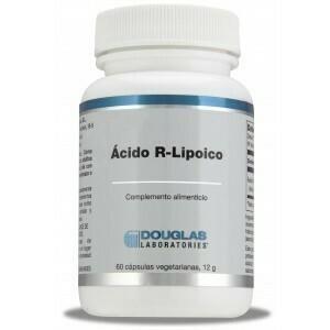 DOUGLAS ACIDO R-LIPOICO 60CAP