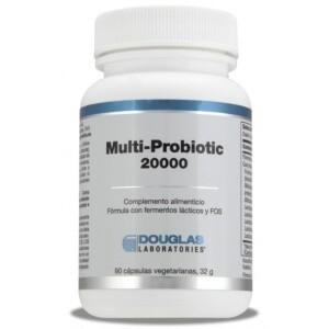 DOUGLAS MULTI-PROBIOTIC 20000 90 CAPS.