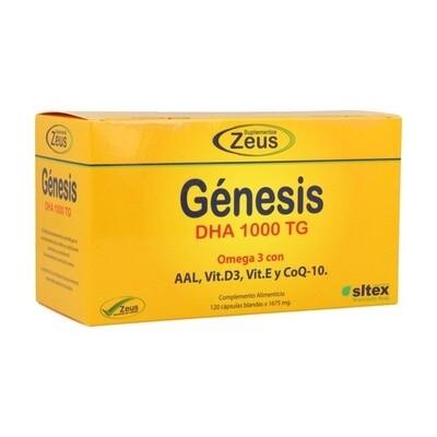 ZEUS GENESIS DHA 120 CAPSULAS