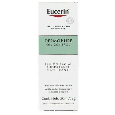 EUCERIN DERMOPURE OIL CONTROL FLUIDO FACIAL HIDR 50 ML