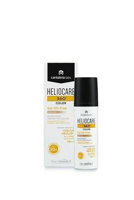HELIOCARE 360º SPF 50  COLOR GEL OIL-FREE PROTEC BRONZE 50 ML