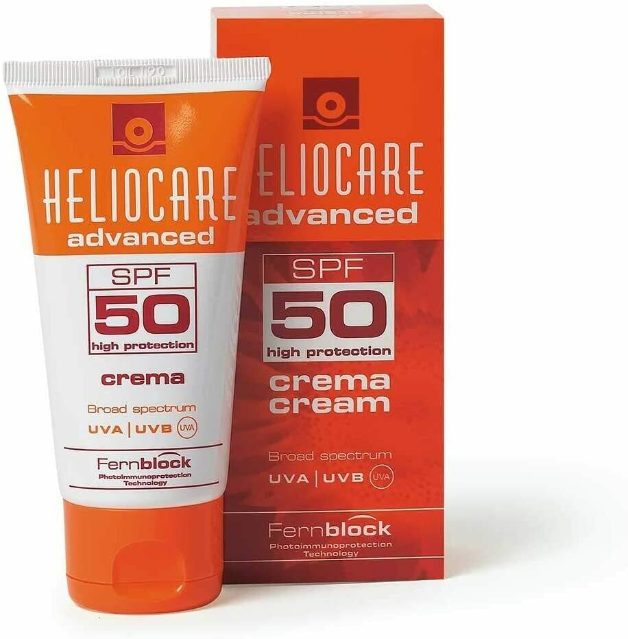 HELIOCARE SPF 50 CREMA 50 ML