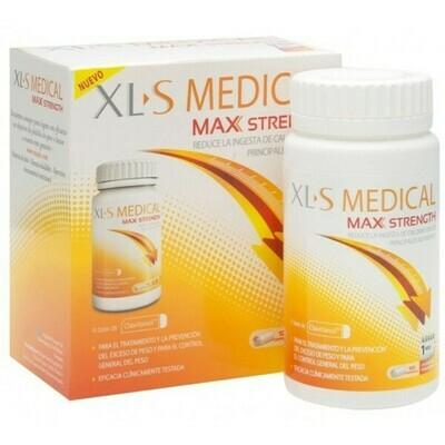 XLS MAX STRENGTH 120 COMP