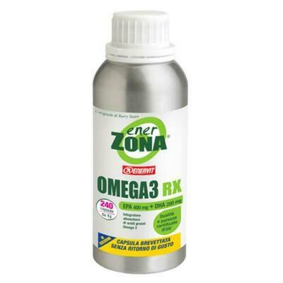 ENERZONA OMEGA 3RX 1 G 120 CAPSULAS