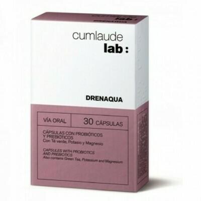 CUMLAUDE LAB: DRENAQUA 30 CAPS