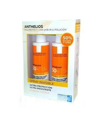 ANTHELIOS SPRAY 200 ML DUPLO