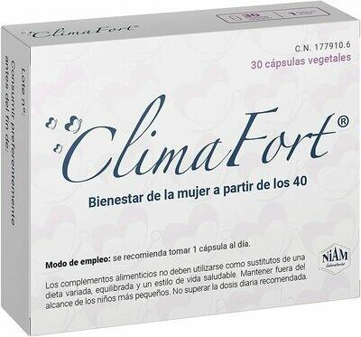 CLIMAFORT 30 CAPS