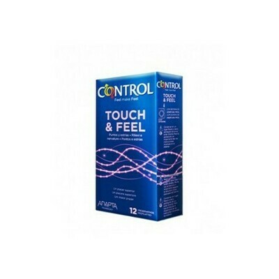 CONTROL LE CLIMAX TOUCH  FEEL PRESERVATIVOS 12 U