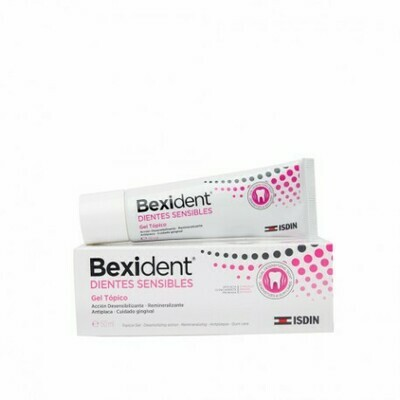 BEXIDENT DIENTES SENSIBLES GEL TOPICO 50 ML