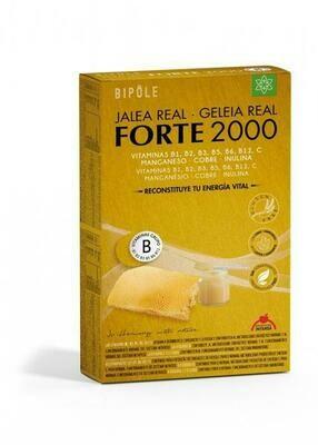 INTERSA BIPOLE ROYAL JELLY FORTE 2000
