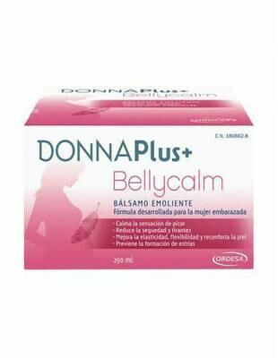 DONNA PLUS   BELLYCALM BALSAMO 250 ML