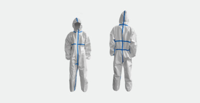 Sterilized Medical Protective Clothing