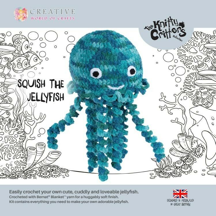 Squish The Jellyfish