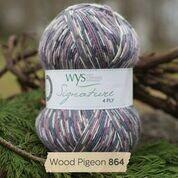 WYS 4ply - Wood Pigeon