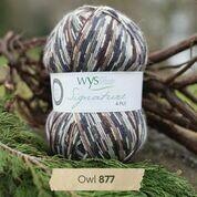 WYS 4ply - Owl