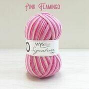 WYS 4ply - Pink Flamingo