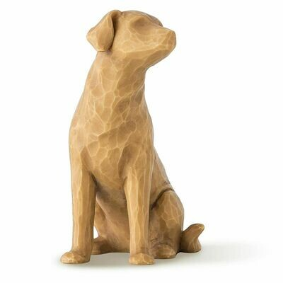 Love My Dog - Light Brown Dog