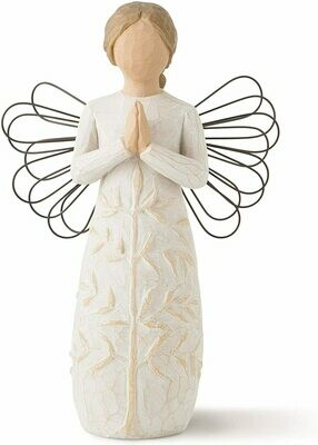 Angel, A Tree, A Prayer - Wire Wings