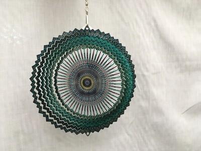 Celestial Mandala Small - Wind Spinner
