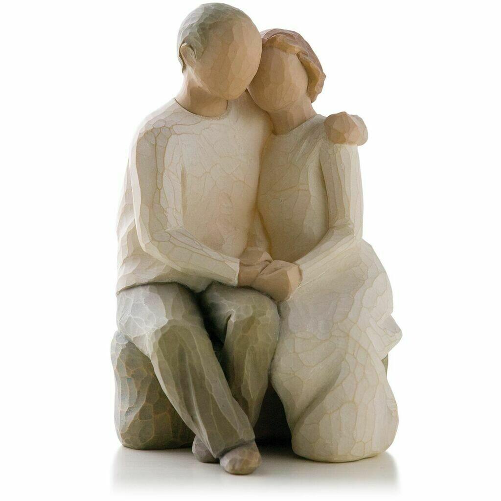 Anniversary - Man and Woman Sitting