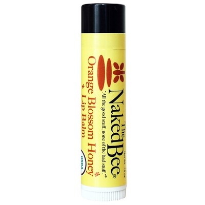 Lip Balm - Orange Blossom Honey