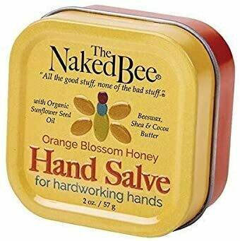Hand Salve - Orange Blossom Honey