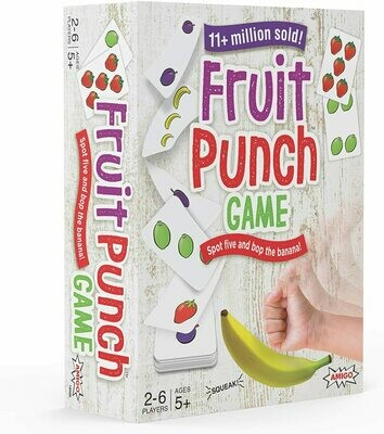Fruit Punch Game - 2 - 6 players Ages 5 and up