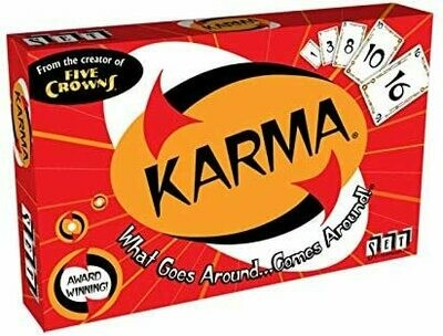 Karma Card Game - What Goes Around... Comes Around!