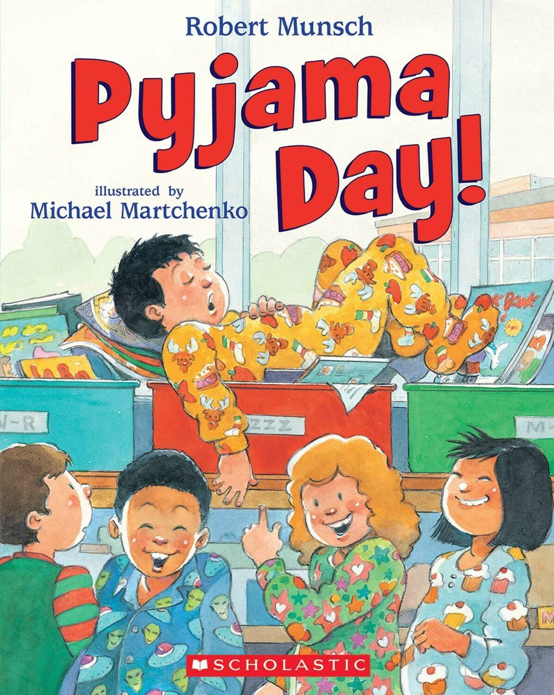 Pyjama Day - Paperback