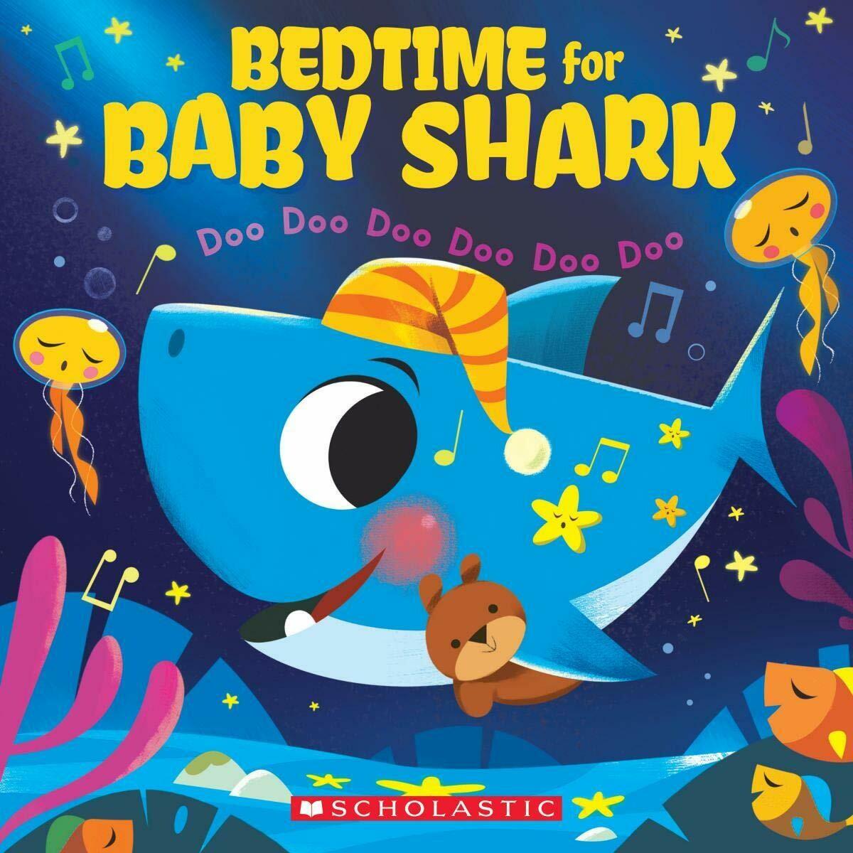 Bedtime for Baby Shark - Doo doo doo doo doo doo - Paperback