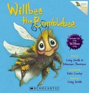 Willbee the Bumblebee - Paperback