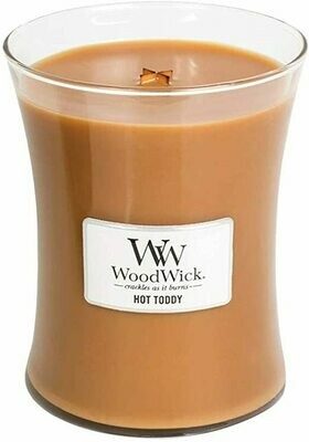 Hot Toddy - Medium - WoodWick Candle