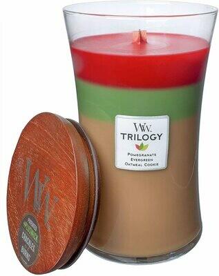 Joyful Gathering - Large Trilogy - WoodWick Candle