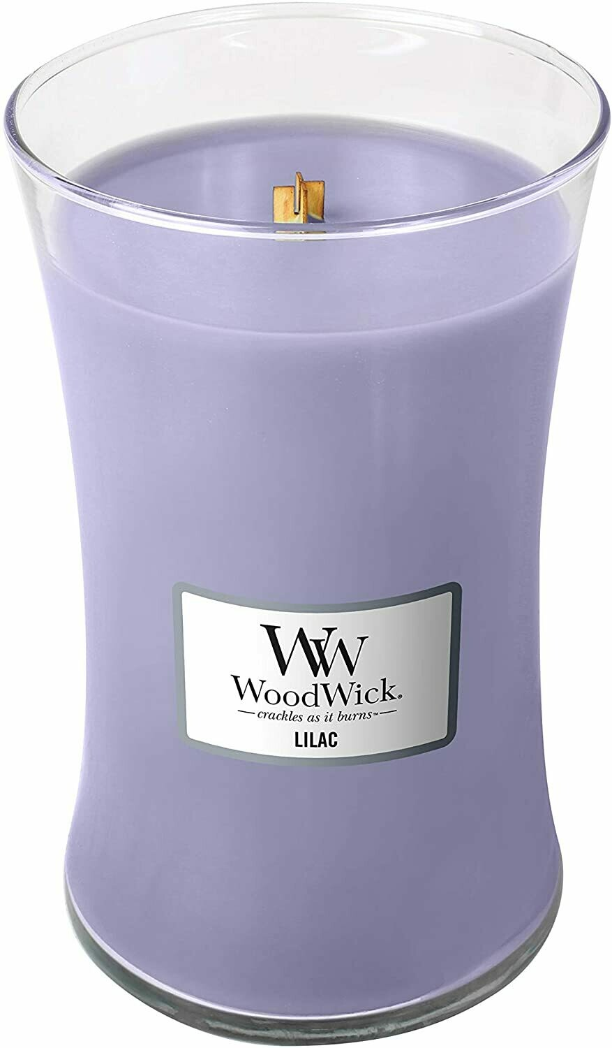 Lilac - Large - WoodWick Candle