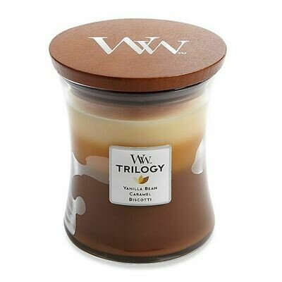 Cafe Sweets - Medium Trilogy - WoodWick Candle