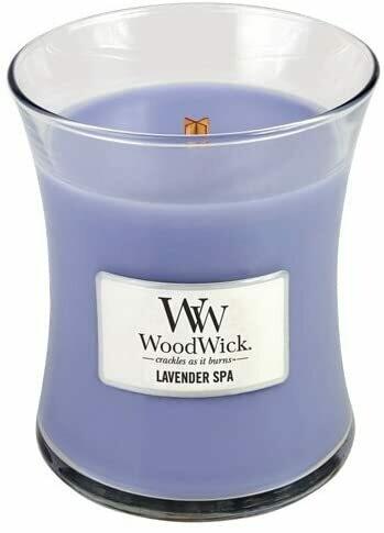 Lavender Spa - Medium - WoodWick Candle