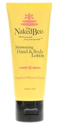 Hand & Body Lotion 2.25 oz - Grapefruit Blossom Honey