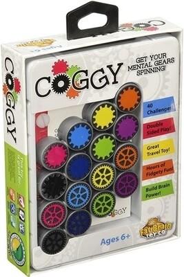 Coggy - 40 Brainteaser Puzzles