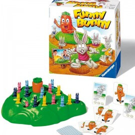 Funny Bunny Game