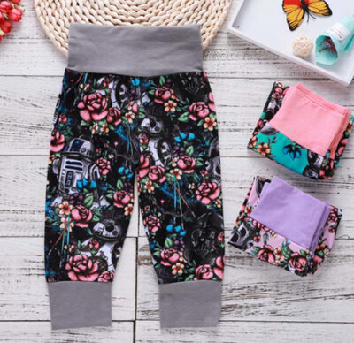 Floral Wars Joggers