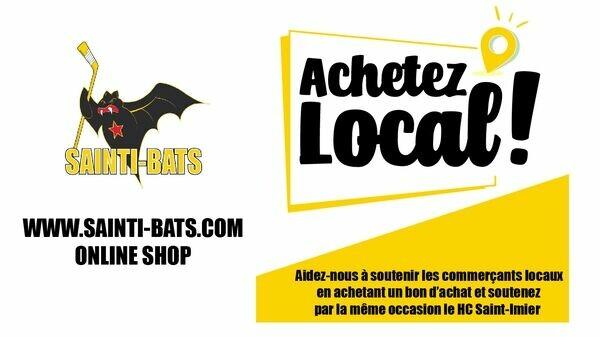 HC Sainti-Bats Online-Shop