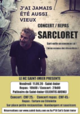 Repas / Concert