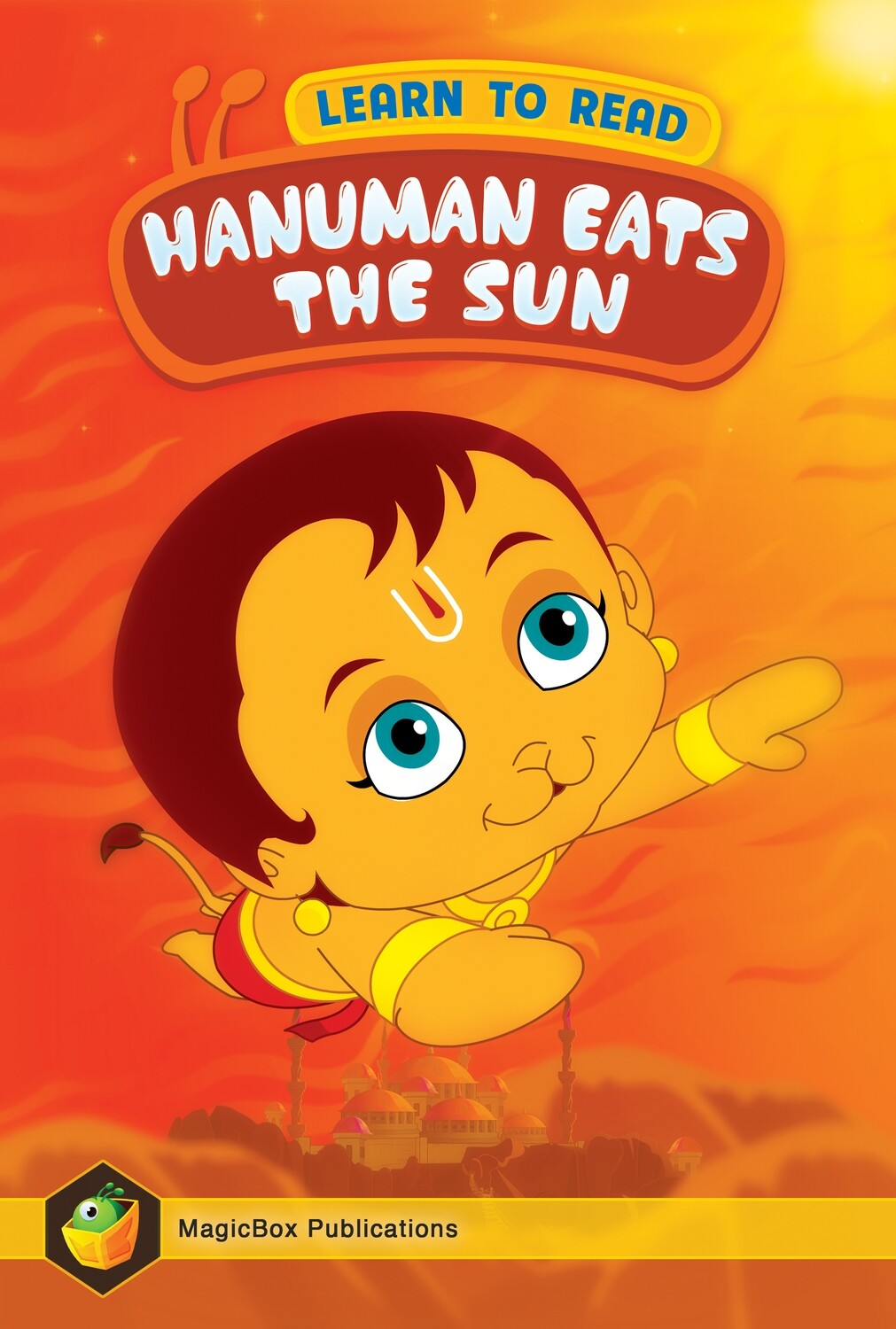 Hanuman Eats The Sun