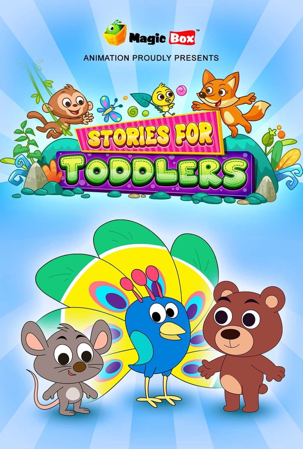 Stories for Toddlers