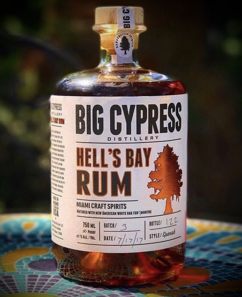 Hell's Bay Rum