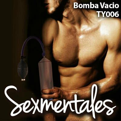 Bomba de Succion de Vacio TY006 - Sexmentales