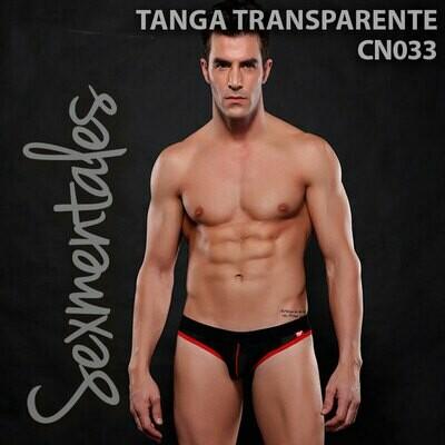 Tanga de Malla SemiTransparente CN033 - Sexmentales
