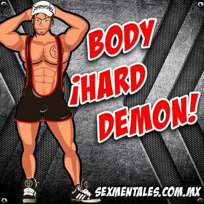 Body Hard Demon LTH011 Sexmentales